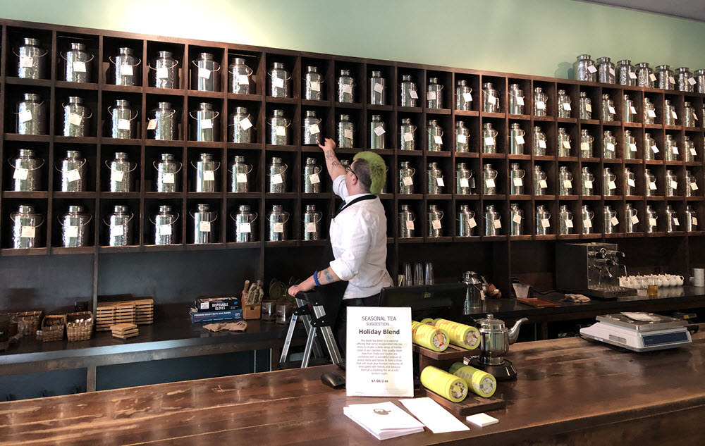 Local Spotlight: Gong Fu Tea
