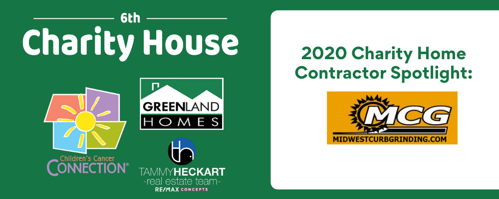 2020 Charity Home Contractor Spotlight: Midwest Curb Grinding