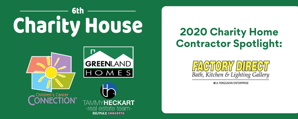 2020 Charity Home Contractor Spotlight: Factory Direct Appliance