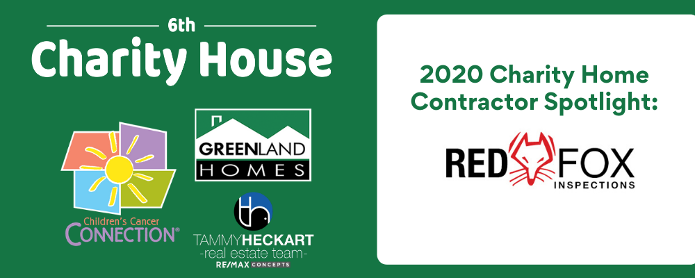 2020 Charity Home Contractor Spotlight: Redfox Inspections