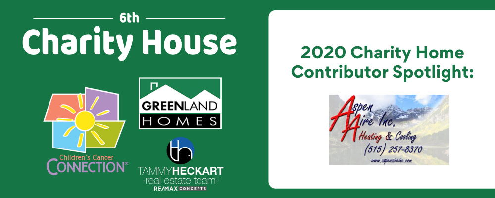 2020 Charity Home Contractor Spotlight: Aspen Aire
